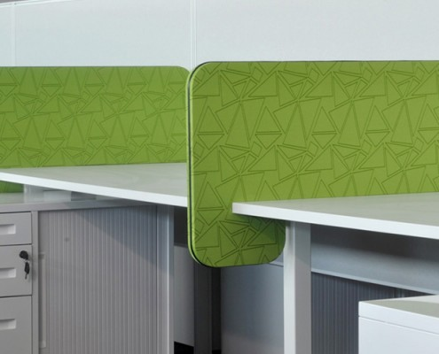 Slide On Dividers Fabric