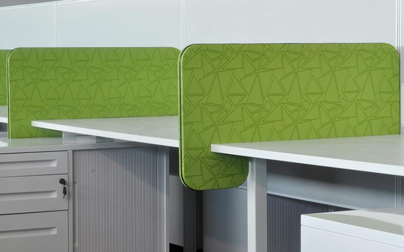 Slide On Dividers Total Office Concepts