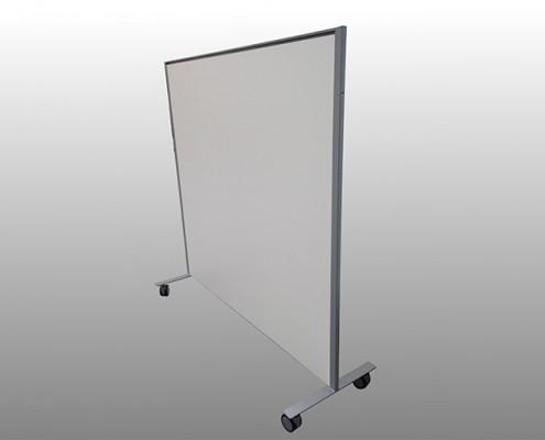 Vertiscreen Free Standing on Castors